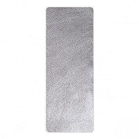 "Sizzix Leather - 3"" x 9"" Metallic Silver (Cowhide)"