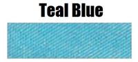 Seam Binding Ribbon (5 Yards) - Teal Blue