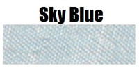 Seam Binding Ribbon (5 Yards) - Sky Blue