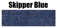 Seam Binding Ribbon (5 Yards) - Skipper Blue