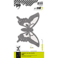Carabelle Art Cut Die - Butterfly