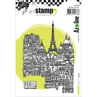 Carabelle Studio Cling Stamp A6 - Paris