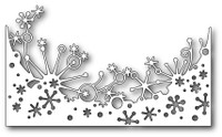 Memory Box Craft Die - Frostyville Snowburst