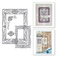 Spellbinders Nestabilities Art Nuveau By Stacey Caron - Belle Epoque