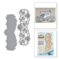 Spellbinders Shapeabilities Art Nuveau By Stacey Caron - Waterlilies Strip