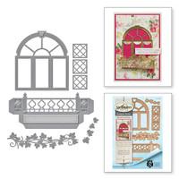 Spellbinders Shapeabilities - Decorative Flower Box