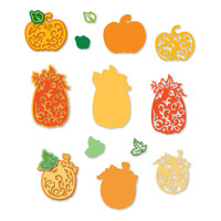 Simply Defined Harvest Your Blessings Collection - Bushel of Pumpkins