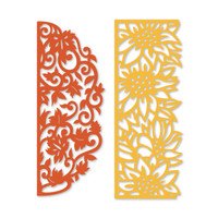 Simply Defined Harvest Your Blessings Collection - Contour Edge Dies (Not Part of the Bundle)