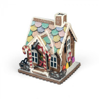 Sizzix Bigz Die By Tim Holtz - Village Gingerbread