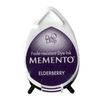 Memento Dew Drop Ink Pad - Elderberry