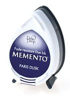 Memento Dew Drop Ink Pad - Paris Dusk