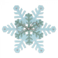 Sizzix Bigz L Die by Sharyn Sowell - Snowflakes