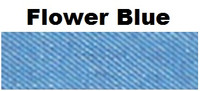 Seam Binding Ribbon (5 Yards) - Flower Blue