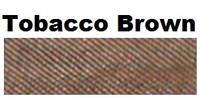 Seam Binding Ribbon (5 Yards) - Tobacco Brown