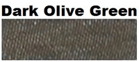 Seam Binding Ribbon (5 Yards) - Dark Olive Green