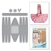 Spellbinders Shapeabilities by Marisa Job - Floral Picnic Basket