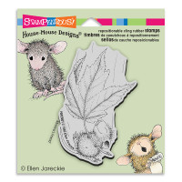 Stampendous Cling Rubber Stamp - Treat Jar