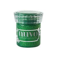 Tonic Studios - Nuvo Glimmer Paste - Emerald Green