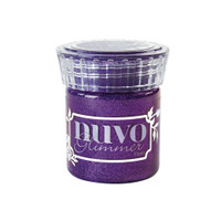 Tonic Studios - Nuvo Glimmer Paste - Amethyst Purple