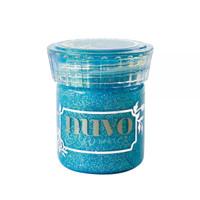 Tonic Studios - Nuvo Glimmer Paste - Blue Topaz
