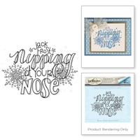 Spellbinders Stamps Tammy Tutterow Collection : Jack Frost