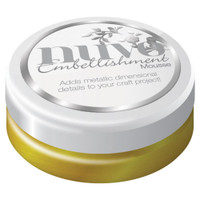 Tonic Studios - Nuvo Embellishment Mousse - Indian Gold