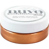 Tonic Studios - Nuvo Embellishment Mousse - Fresh Copper