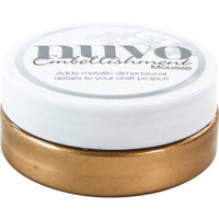 Tonic Studios - Nuvo Embellishment Mousse - Cosmic Brown