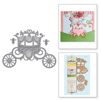 Spellbinders Die D-Lites - Carriage