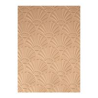 Spellbinders Texture Plates Art Deco - Deco Steptastic