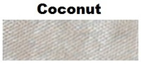 Seam Binding Ribbon (5 Yards) -  Coconut