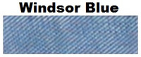 Seam Binding Ribbon (5 Yards) -  Windsor Blue
