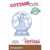 CottageCutz Petites Die - Snowglobe