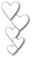 Memory Box Craft Die - Classic Heart Collection