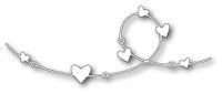 Memory Box Craft Die - Heart Wire
