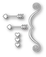 Memory Box Craft Die - Cupid's Tools