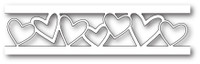 Memory Box Poppystamps Dies - Happy Hearts Channel