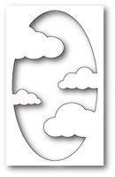 Memory Box Craft Die - Cool Cloud Collage