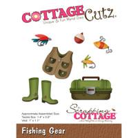 CottageCutz Die - Fishing Gear