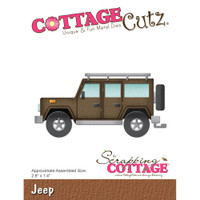 CottageCutz Die - Jeep