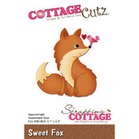 CottageCutz Die - Sweet Fox