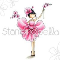 Stamping Bella Stamp: Garden Girl Orchid