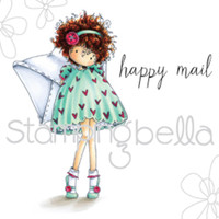 Stamping Bella Stamp: Tiny Townie Lacey Has A Letter