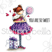 Stamping Bella Stamp: Tiny Townie Sammy Is Sweet