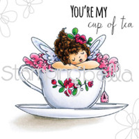 Stamping Bella Stamp: Edna's Cup Of Tea