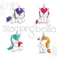 Stamping Bella Stamp: Set Of Unicorns