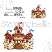 Stamping Bella Stamp: Fairy Tale Squdgie Castle