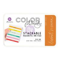Prima, Color Philosophy Dye Inks: Burnt Sienna
