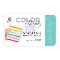 Prima, Color Philosophy Dye Inks: Sea Breeze