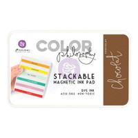 Prima, Color Philosophy Dye Inks - Chocolat